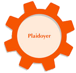 Cog with Plaidoyer