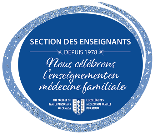 Logo de la section des enseignants